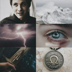 aesthetics — requested/ Percy Jackson