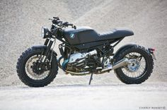 Racing Cafè: Bmw R 1200 R by Lazareth