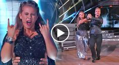 Bindi Irwin should add one more thing to her resume: dancer!