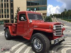 Station Wagon, Willys Wagon, Jeep Willys, My Dream Car, Dream Cars, Jeep Pickup Truck, Jeepster Commando, Old Jeep, Truck Accessories