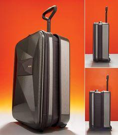 Tumi Expandable suitcase! :)  #travel