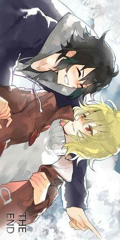 Owari no seraph | Mika and Yuu | Alice :3