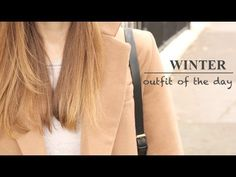 Winter Outfit | Hello October - YouTube