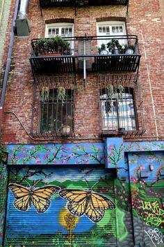 San Francisco – Chinatown – Johanna's Journey