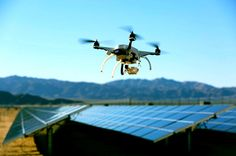 """Drones Are Becoming Energy's New Roustabouts - NYTimes.com - """"Drones are monitoring power lines, inspecting oil and gas pipelines, checking wind turbines for defects and pinpointing malfunctioning solar panels."""""""