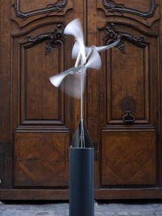 WHITE WIND  SUSUMU SHINGU Art Sculptures, Modern Sculpture, Abstract Sculpture, Objet D'art, Les Oeuvres, Mobiles, Glass Art, Door Handles, Fine Art