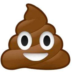 L'Emoji caca en campagne pour 2017 x)