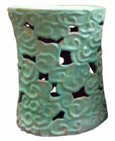 Cloud Garden Stool in Turquoise Legends of Asia,http://www.amazon.com/dp/B008O7QKCI/ref=cm_sw_r_pi_dp_kG-ptb0R6ACJVBE0
