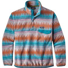 Patagonia, Men's Lightweight Synchilla Snap-T Fleece Pullover, Laughing Waters: Filter Blue Cute Casual Outfits, Men Casual, Patagonia Pullover, Patagonia Jacket, Polaroid, Preppy Mens Fashion, Men's Fashion, Mens Fleece, Outfits