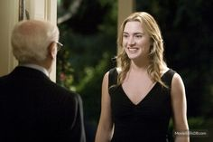 The Holiday (2006) Eli Wallach and Kate Winslet