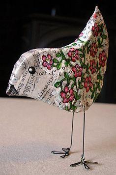 Bird In Hand Woking >> 67 Best Paper Mache images   Paper crafting, Bricolage ...