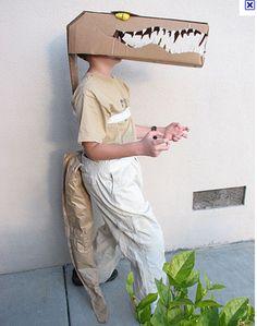 kids crocodile costume