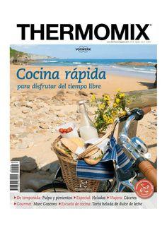 Revista Thermomix n 46 recetas rápidas para disfrutar del tiempo libre