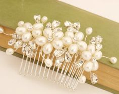 DIY Vintage Hair Combs : Bridal Hair - Поиск в Google