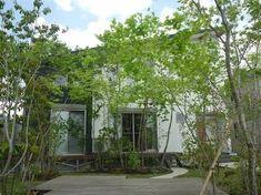 「雑木林 庭」の画像検索結果