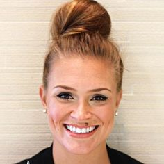 BEAT THE HEAT: The Perfect Top Knot
