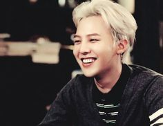 GD's smile is so cute