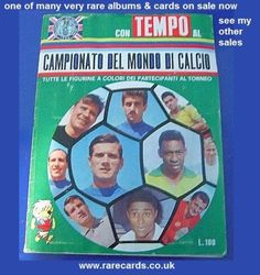 1966-TEMPO-World-Cup-England-66-COMPLETE-italian sticker album
