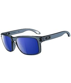 Oakley Sunglasses Holbrook Crystal Black/Ice Iridium, available at the Optic Shop online. Come check out all the Oakley models! Holbrook Sunglasses, Ray Ban Sunglasses Sale, Oakley Holbrook, Sunglasses Outlet, Sunglasses Women, Luxury Sunglasses, Costa Sunglasses, Cheap Sunglasses, Black Sunglasses