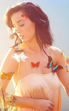 Katy Perry: Prism Photo