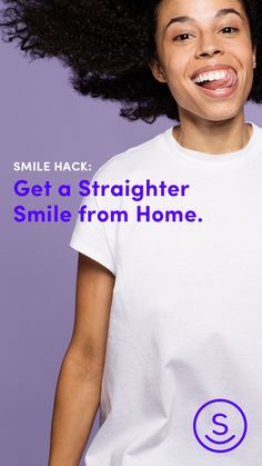 Get your dream smile for up to 60% less than other invisible aligners with SmileDirectClub. See how it works and get started with your free smile assessment and risk-free evaluation today!