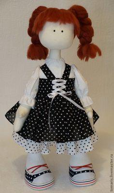 Коллекционные куклы ручной работы. Ярмарка Мастеров - ручная работа Верочка. Handmade.