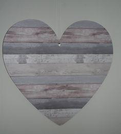 .: Dit is mijn hart...mijn houten hart..