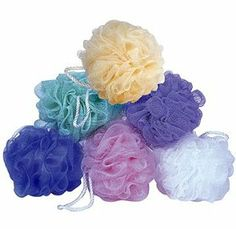 Kingsley Nylon Mesh Flower, (Color May Vary) by Kingsley. $2.29