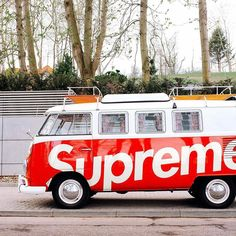 Camp in style... Supreme