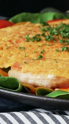 Chicken Breast With Crispy Cheese- There's more than one way to pan-cook a chicken breast, and this one will satisfy your crunchy cheese craving too. Slow Cooker Recipes, Cooking Recipes, Grilling Recipes, Keto Recipes, Cooking Appliances, Easy Cooking, Cooking Twine, Cooking Games, Cooking Light