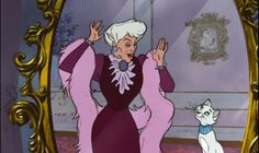 *MADAME ADELAIDE BONFAMILLE ~ The Aristocats, 1970