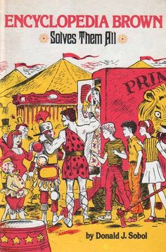 childrens+books+1970's | donald sobol # encyclopedia brown # children s books # news ...