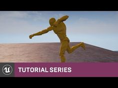 BP 3rd Person Game: Using Slot Nodes & Branch Points | 20 | v4.8 Tutorial Series | Unreal Engine - YouTube