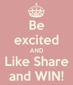 Hi ladies.. Like, share, and win! Share PapaLizzy's $5 PapaRazzi. 😀 Comment that you shared, and be entered to win a FREE piece of jewelry. Winner will be announced Sunday at 8PM EST!   (No Paparazzi Consultants Please)