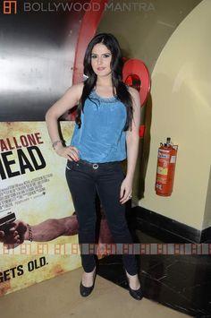 Zarine Khan, Bollywood, Punk, Album, Mobile Wallpaper, Movies, Style, Fashion, Films
