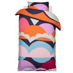 #Marimekko  #Finnishdesign #Finland #Suomi #bedlinnen