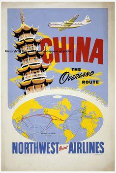 poster muralha da china - Pesquisa Google