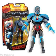 NEW DC Comics Unlimited Universe Classics Darkseid New 52 Action Figure IN HAND