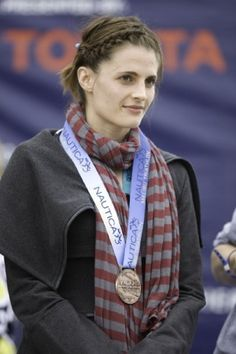 #StanaKatic representing #TeamCastle at the Nautica Malibu Triathlon (2009)