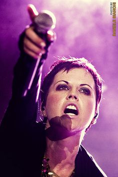 The Cranberries - Dolores O'Riordan. One of my all time favorite voices.