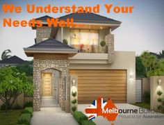 Choose the unique design of your new home reflecting your lifestyle from that understands what actually your requirements are so as to satisfy you the fullest. Visit website for complete information. Melbourne House, Visit Website, Home Builders, Custom Homes, New Homes, Australia, Lifestyle, Unique, Outdoor Decor