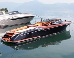 riva boats: designboom visits the luxury boat manufacturer - designboom | architecture