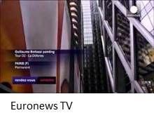 Bottazzi - Euronews TV - 2015