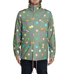 Cracking limited edition jacket by Happy Socks