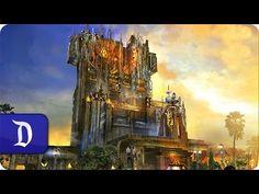 米ディズニーランド映画ガーディアンズオブギャラクシーのアトラクションを建設へ