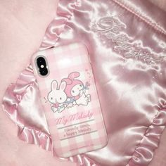 Melody Hello Kitty, My Melody, Nicole Dollanganger, Strawberry Frosting, Aesthetic Phone Case, Modern Toys, Pink Aesthetic, Softies, Sanrio