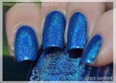 Too Fancy Lacquer Set Fire To The Rain http://miserylovesblue.blogspot.it/2014/07/too-fancy-lacquer-set-fire-to-rain.html