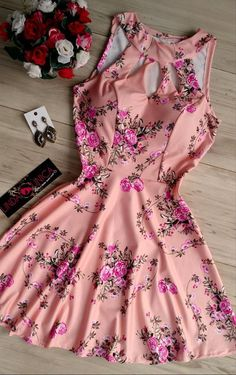 DIY - molde, corte e costura - Marlene Mukai Cheap Dresses, Cute Dresses, Beautiful Dresses, Casual Dresses, Short Dresses, Casual Outfits, Summer Dresses, Dress Outfits, Girl Outfits