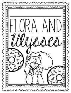 Costume based on Newbery Award winner Flora and Ulysses by