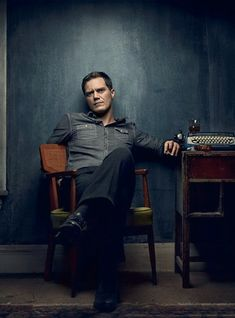 Michael Shannon. He deserved two pictures on this board.